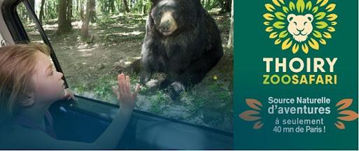 Cos azureva 64 for Zoo en yvelines